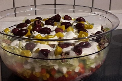 Uschis griechischer Schichtsalat 22