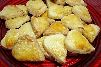 Butterschmalzplätzchen nach Tante Inge (Bild)