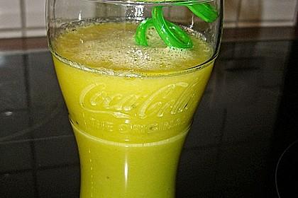Banane - Kiwi Smoothie 43