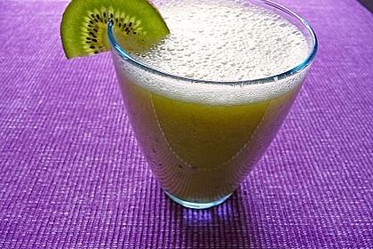 Banane - Kiwi Smoothie 17