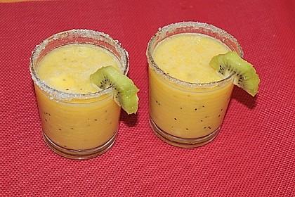Banane - Kiwi Smoothie 37
