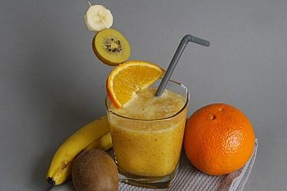 Banane - Kiwi Smoothie 28