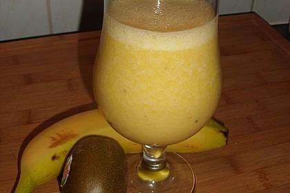 Banane - Kiwi Smoothie 32