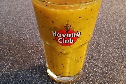 Banane - Kiwi Smoothie 27
