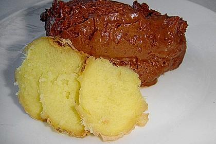 Ingwer - Mousse au Chocolat