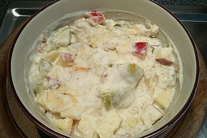 Fruchtiger Joghurt mit Haferflocken 1