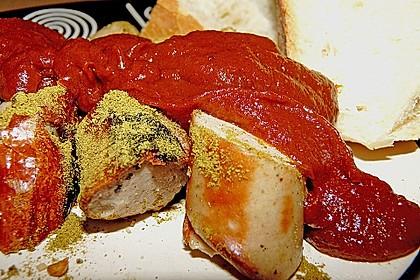 Curry - Ketchup Spezial à la Bernd