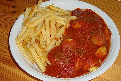 Curry - Ketchup Spezial à la Bernd 1