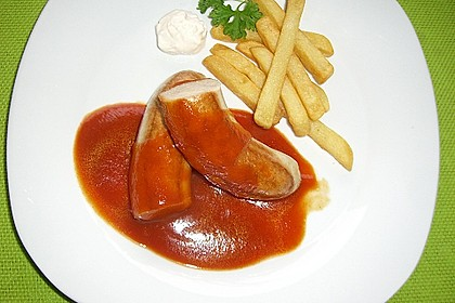 Curry - Ketchup Spezial à la Bernd 5