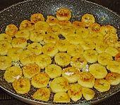 Bananen - Biskuits (Bild)