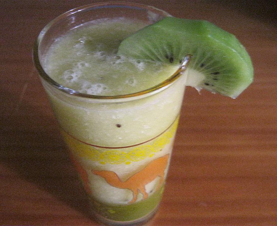 kiwi bananen smoothie von tanjaganter. Black Bedroom Furniture Sets. Home Design Ideas
