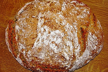 Saftiges Vollkornbrot 31
