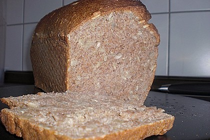 Saftiges Vollkornbrot 184