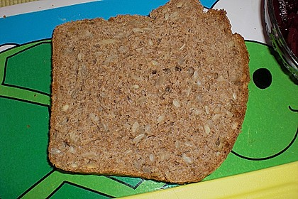 Saftiges Vollkornbrot 86