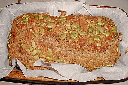 Saftiges Vollkornbrot 167