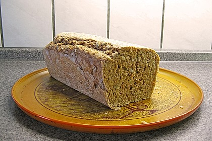 Saftiges Vollkornbrot 186