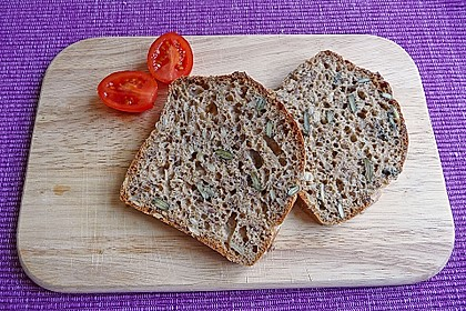Saftiges Vollkornbrot 18