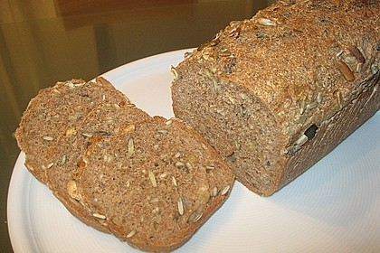Saftiges Vollkornbrot 41