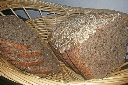 Saftiges Vollkornbrot 91
