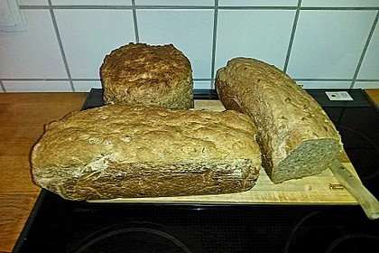 Saftiges Vollkornbrot 142