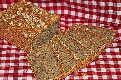 Saftiges Vollkornbrot 16