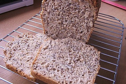 Saftiges Vollkornbrot 58