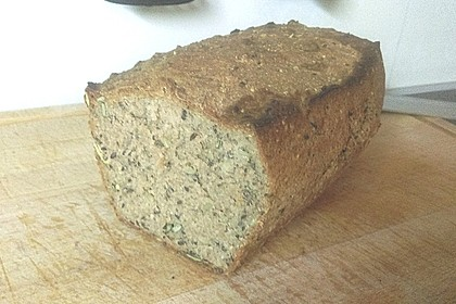 Saftiges Vollkornbrot 48