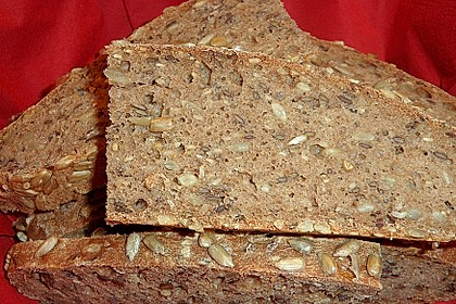 Saftiges Vollkornbrot 39