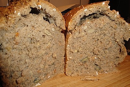 Saftiges Vollkornbrot 190