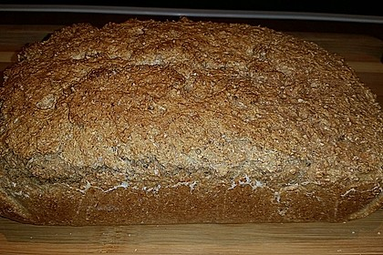 Saftiges Vollkornbrot 42