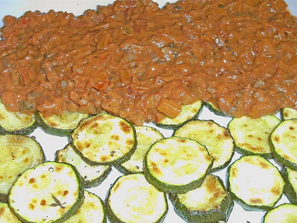Sommergerichte Zucchini : Zucchini tomaten platte von karuni chefkoch.de