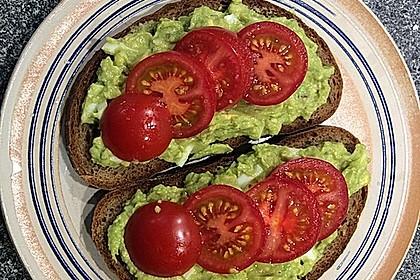 Avocado - Eier - Aufstrich 9