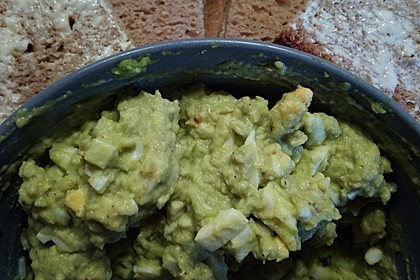 Avocado - Eier - Aufstrich 25