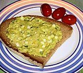 Avocado - Eier - Aufstrich