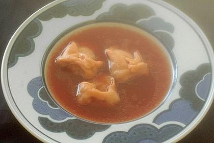 Öhrchensuppe