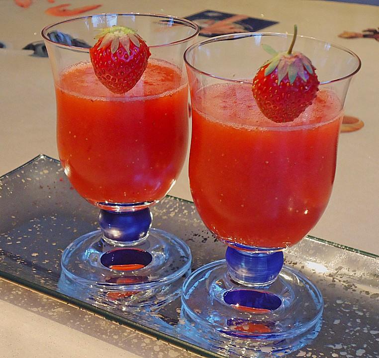 erdbeer daiquiri rezept mit bild von julisan chefkoch de