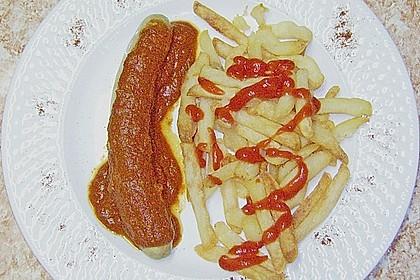 Berliner Currysauce 9