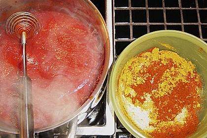 Berliner Currysauce 8