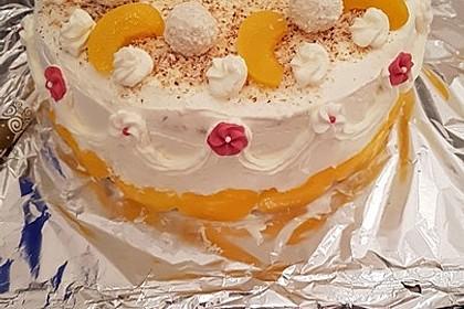 Edle aprikosen torte