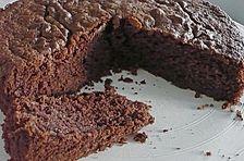 Schokoladen Muffins oder Schokoladenkuchen