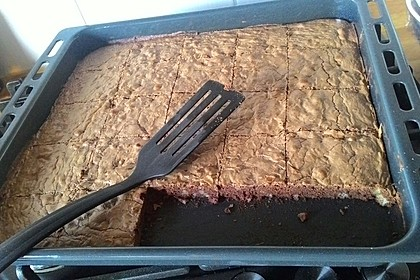 Marzipan - Brownies 8