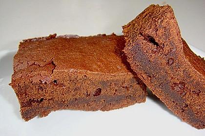 Marzipan - Brownies 1