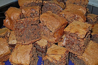 Marzipan - Brownies 12