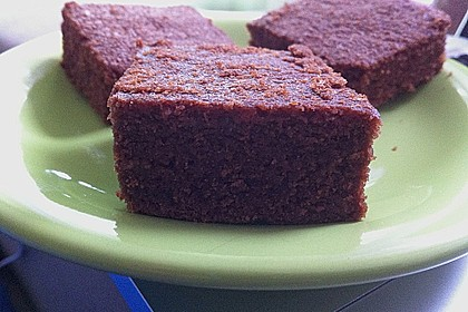 Marzipan - Brownies 5