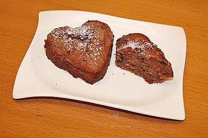 Marzipan - Brownies 16