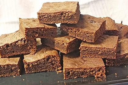 Marzipan - Brownies 2
