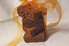 Marzipan - Brownies
