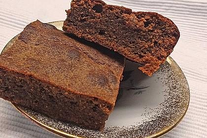 Marzipan - Brownies 3