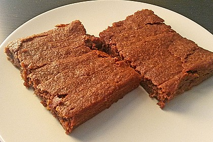 Marzipan - Brownies 4