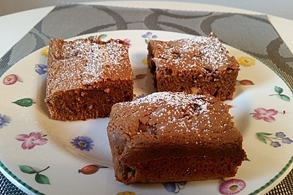 Marzipan - Brownies 9